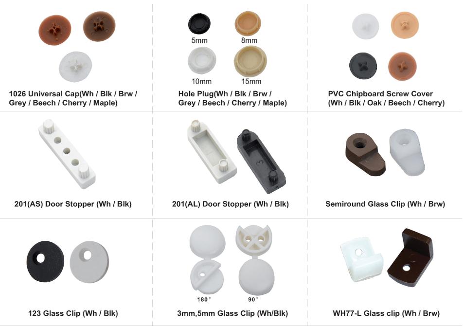 Ordinaire PVC Furniture Accessories Series