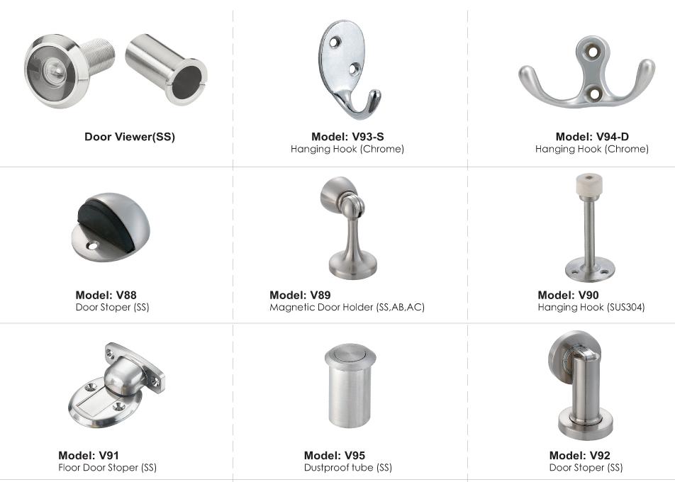 Door Lock / Accessories Series  sc 1 st  Vin Kerr Enterprise Sdn. Bhd & Starino VSV DIX Starlock - Malaysia Importer Exporter ...